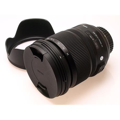 Sigma 24-105mm F4 DG OS HSM - Nikon AF thumbnail