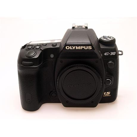 Olympus E30 Body Only thumbnail