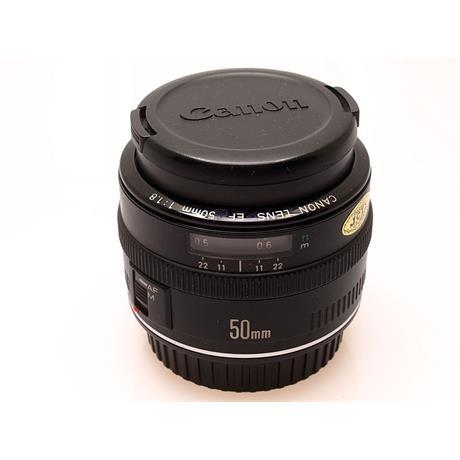 Canon 50mm F1.8 EF Mk1 thumbnail