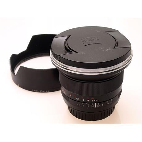 Zeiss 18mm F3.5 ZE thumbnail