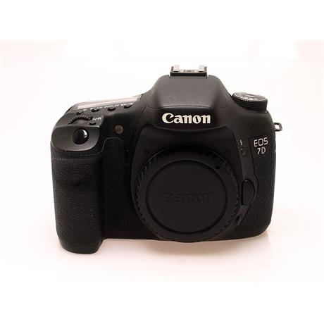 Canon EOS 7D Body Only thumbnail