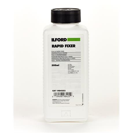 Ilford Rapid Fixer 500ml thumbnail