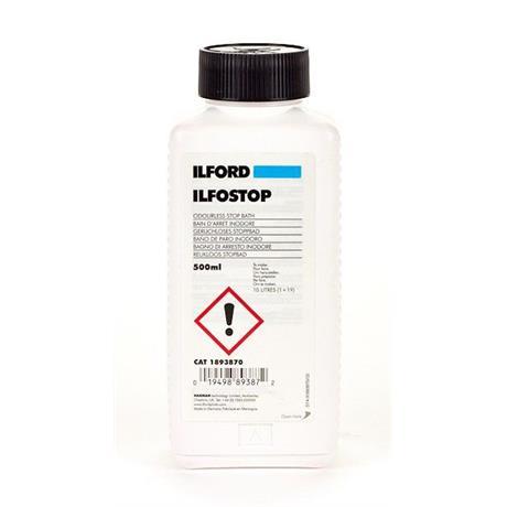 Ilford Ilfostop 500ml WLD thumbnail