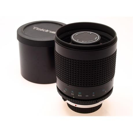 Tokina 500mm F8 Reflex - Olympus thumbnail