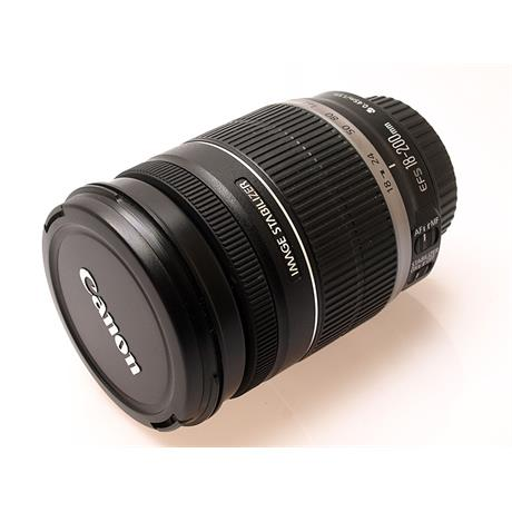 Canon 18-200mm F3.5-5.6 IS EFS thumbnail