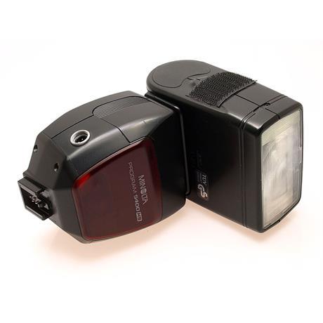 Minolta 5400HS Flash thumbnail