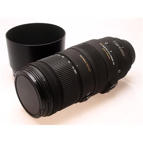Sigma 120-400mm F4.5-5.6 Apo DG OS HSM - Canon thumbnail