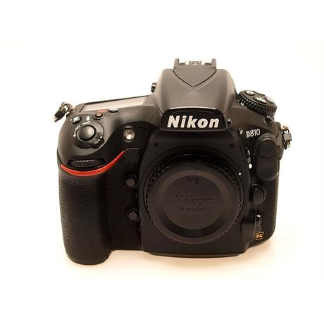Nikon D810 Body Only thumbnail