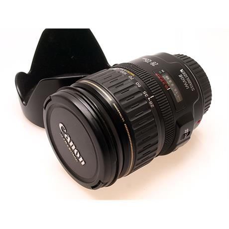 Canon 28-135mm F3.5-5.6 IS USM thumbnail