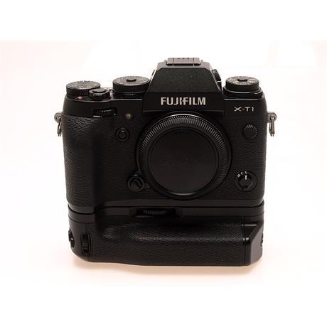 Fujifilm X-T1 Body + VPB-XT1 Vertical Grip thumbnail