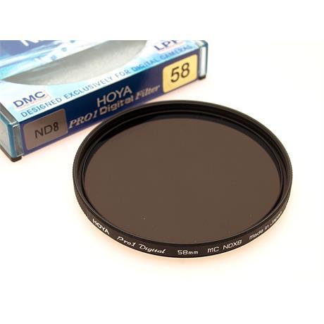 Hoya 58mm Pro1 Neutral Density ND8x thumbnail