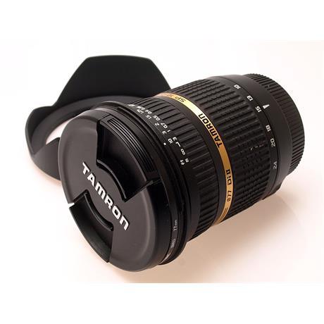 Tamron 10-24mm F3.5-4.5 Di II LD Asph thumbnail