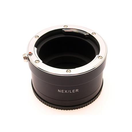 Novoflex Leica R - Sony E Lens Mount Adapter thumbnail