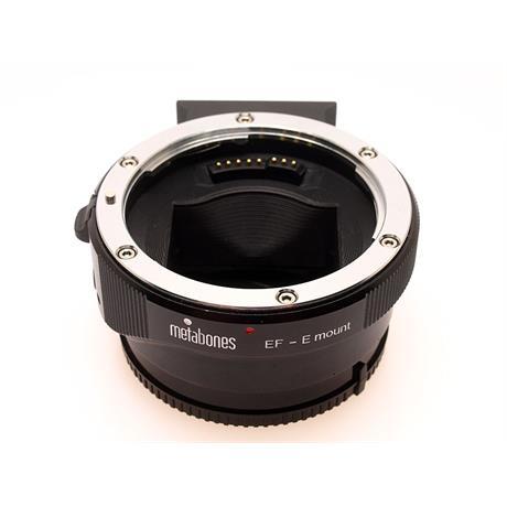 Metabones Canon EOS - Sony E Lens Mount Adapter II thumbnail