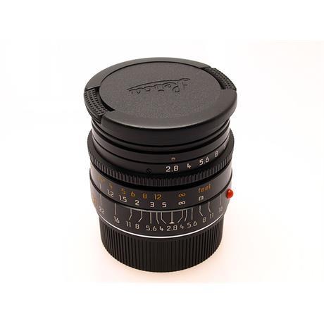 Leica 28mm F2.8 M Black thumbnail