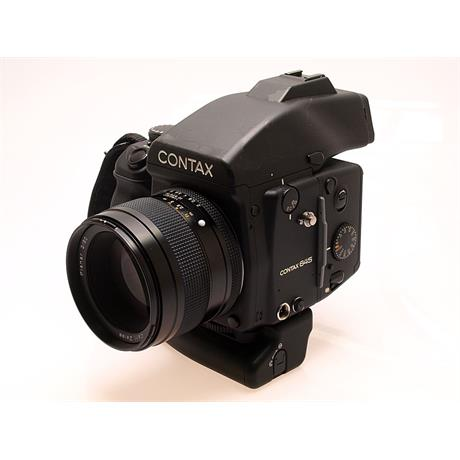 Contax 645 Complete + MP1 Grip thumbnail