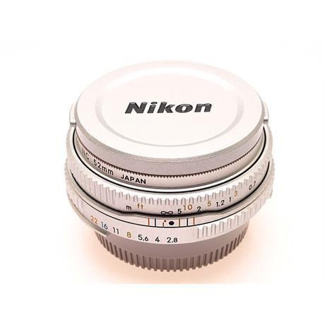 Nikon 45mm F2.8 P thumbnail