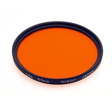 Nikon 62mm Orange O56 filter thumbnail