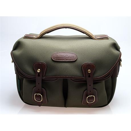 Billingham Hadley Pro Small - Sage/Chocolate thumbnail