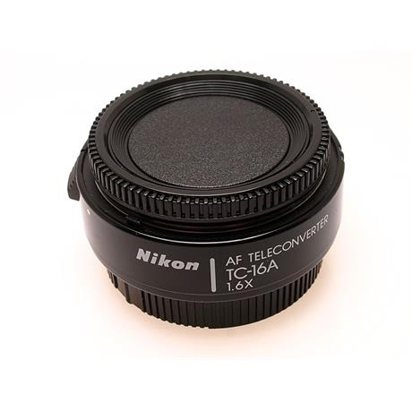 Nikon TC16A Teleconverter thumbnail
