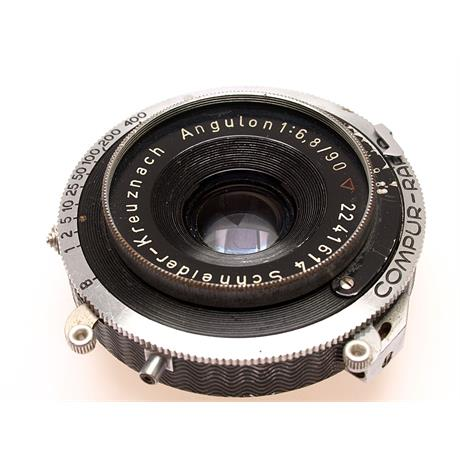 Schneider 90mm F6.8 Super Angulon thumbnail