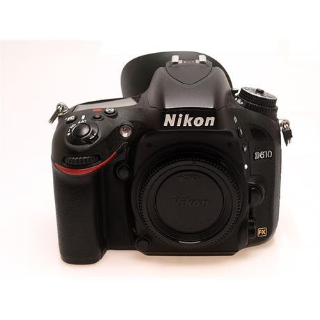 Nikon D610 Body Only thumbnail