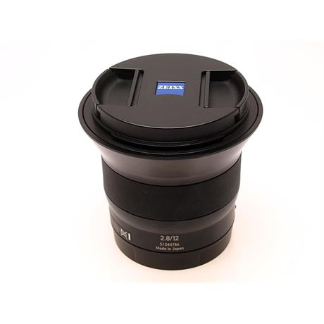 Zeiss 12mm F2.8 Touit - Sony E thumbnail
