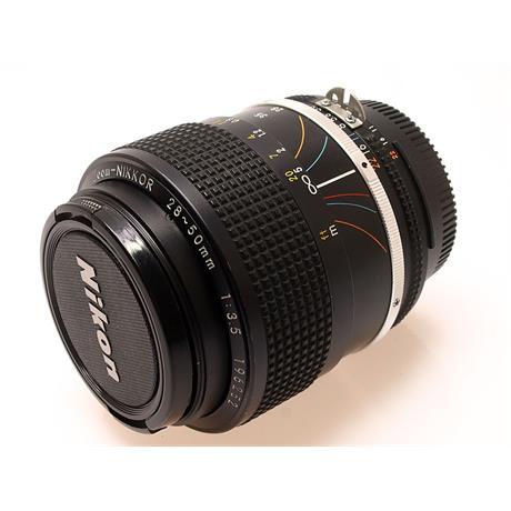 Nikon 28-50mm F3.5 AIS thumbnail