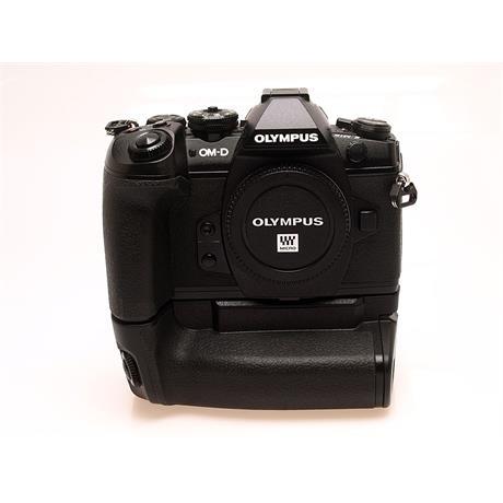 Olympus E-M1 II Body + HLD-9 Grip thumbnail
