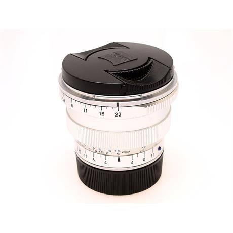 Zeiss 18mm F4 ZM - Silver thumbnail