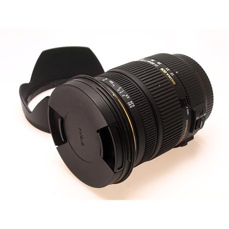 Sigma 17-50mm F2.8 EX DC OS HSM - Canon EOS thumbnail