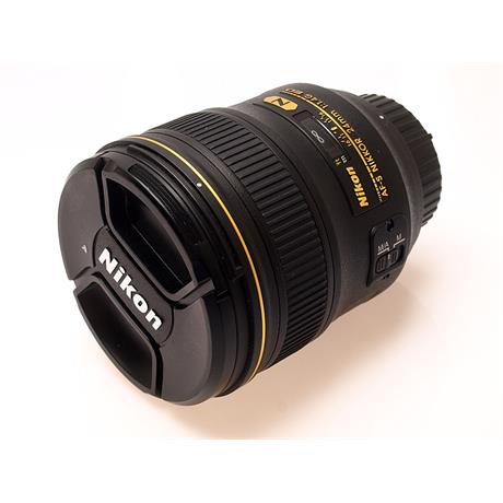 Nikon 24mm F1.4 G AFS ED thumbnail