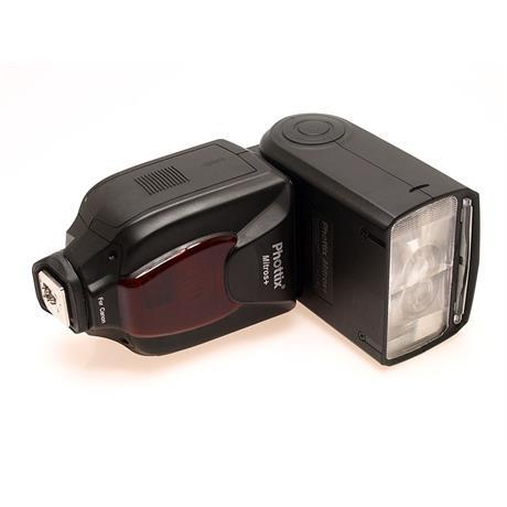 Phottix Mitros+ TTL Flash - Canon thumbnail