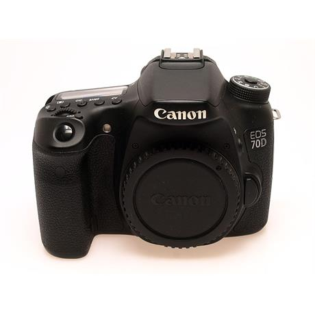 Canon EOS 70D Body Only thumbnail