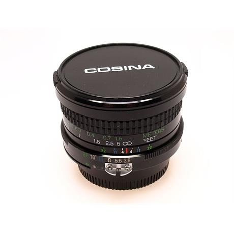 Cosina 20mm F3.8 MC - Nikon thumbnail