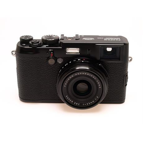 Fujifilm X100 LTD - Black  thumbnail