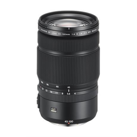 Fujifilm 45-100mm F4 R LM OIS WR - GFX Series thumbnail