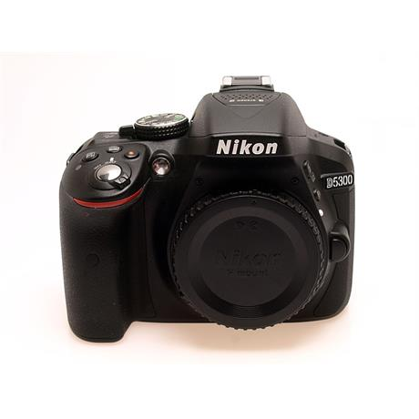 Nikon D5300 Body Only thumbnail