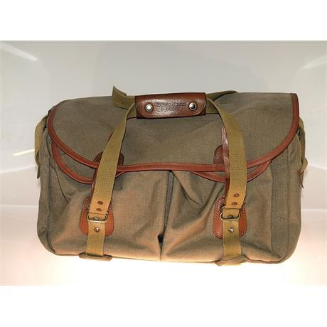 Billingham 335 Khaki/Tan - Nytex thumbnail
