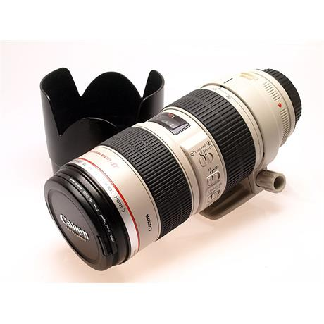Canon 70-200mm F2.8 L IS USM thumbnail