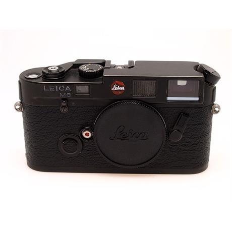 Leica M6 0.72x Black Body Only thumbnail