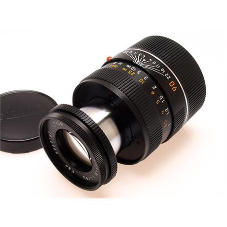 Leica 90mm F4 Macro M 6bit thumbnail