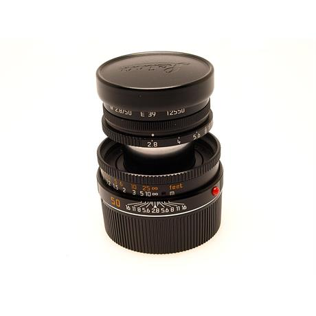 Leica 50mm F2.8 M Black 6bit thumbnail