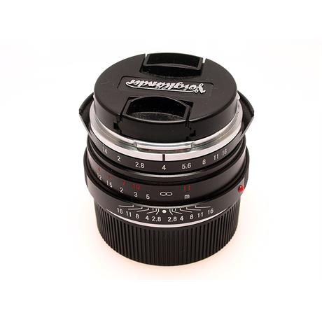 Voigtlander 40mm F1.4 VM Nokton SC thumbnail