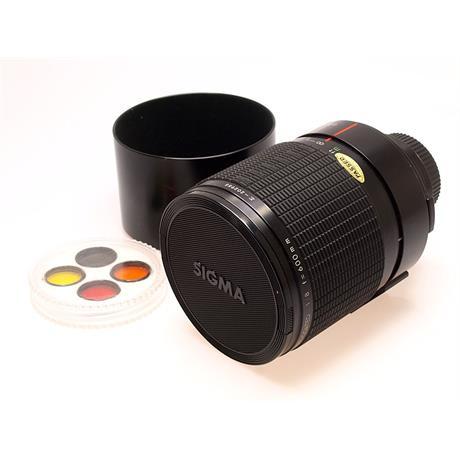 Sigma 600mm F8 Reflex - Minolta thumbnail