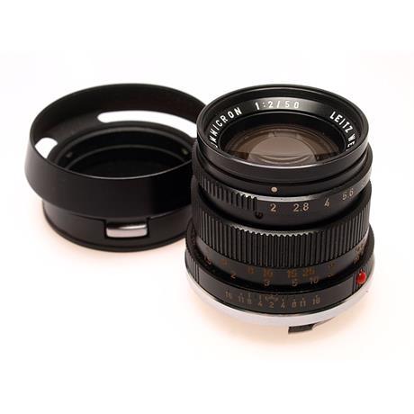 Leica 50mm F2 Black thumbnail