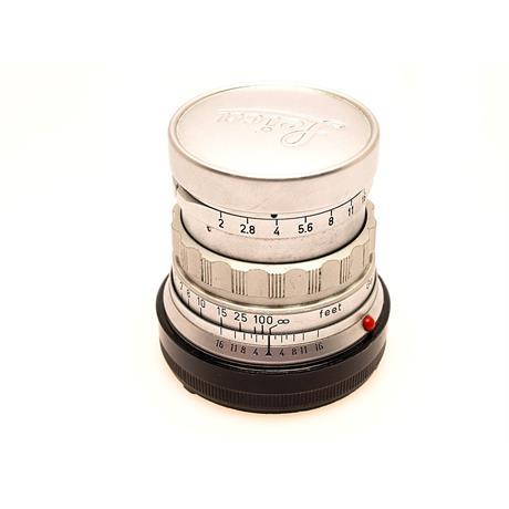 Leica 50mm F2 Rigid Chrome thumbnail