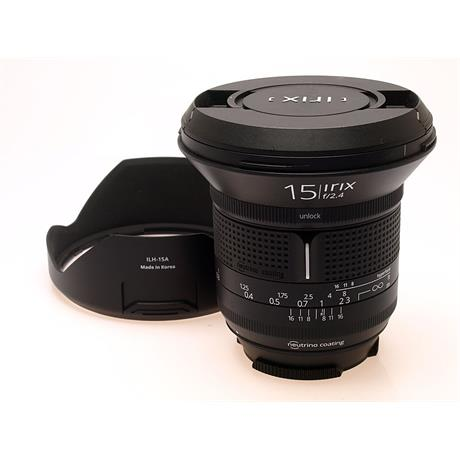 Irix 15mm F2.4 Firefly - Canon EOS thumbnail