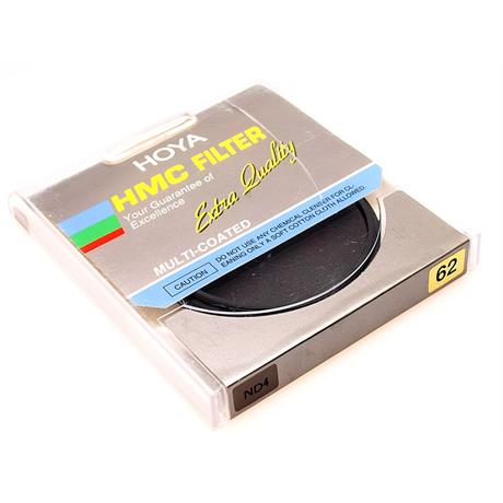 Hoya 62mm Neutral Density ND4x thumbnail