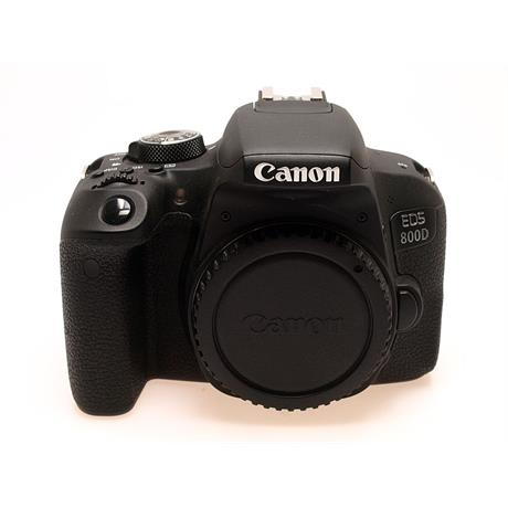 Canon EOS 800D Body Only thumbnail